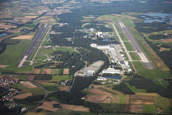 Military airport Ingolstadt - SODIAN GROUP
