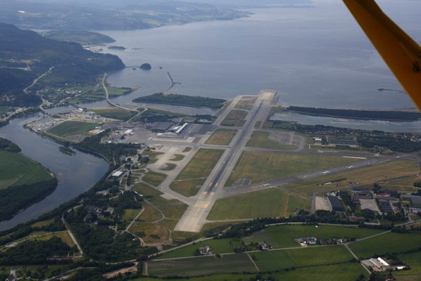 Airport Trondheim - SODIAN GROUP