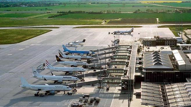 Airport Leipzig Halle Sodian Group
